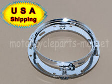 """7"""" Daymaker HID LED Headlight Mounting Ring Bracket For Harley Touring 1994-2013"""