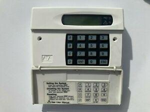 Menvier TSNET LCD Keypad with Prox