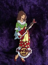 Hard Rock Pin santiago De Chile Pinup