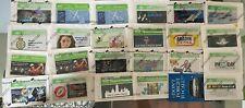 New listing Uk Bt Phonecards - Lot of 24 Mint Sealed British Telecom Cards