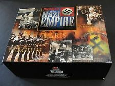 The Rise and Fall of the Nazi Empire (VHS, 1999, 10-Tape Set).
