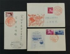 nystamps Japan Ryukyu Islands Stamp Used Early FDC