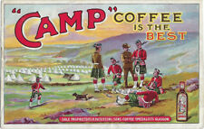More details for advertising : camp coffee-