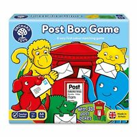 Orchard Toys - Post Box Colour Matching Game First Learning Toddlers Play Game