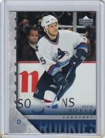 FREE SAME DAY S&H!!! KEVIN BIEKSA Young Guns Rookie Card Upper Deck UD #478 NHL