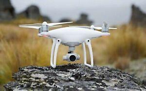 DJI Phantom 4 Drone Quadcopter P4