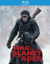 War for the Planet of the Apes (Blu-ray Disc ONLY, 2017)