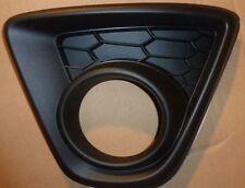 Mazda cx-5 12-rejilla diafragma parachoques faros antiniebla delantero izquierdo nuevo mm