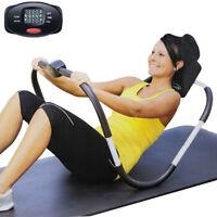 Attrezzi Allenamento Addominali Crunch Esercizi Palestra Fitness Casa Display