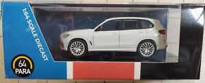 PARAGON PARA 64 BMW X5 G05 White 1:64 NEW