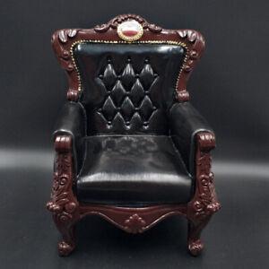 1/6 Scale Sofa Chair Figure PVC Furniture Accessories