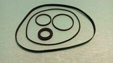 Riemen-Set für PIONEER CT-F1000 Cassette Tape Deck Idler Tire Rubber + Belt-Kit