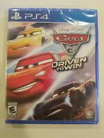 Cars 3: Driven to Win Sony PlayStation 4 PS4 Brand New Sealed FREE S/H