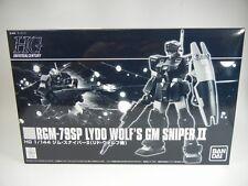 "P/B Limited HGUC 1/144 ""RGM-79SP Lydo Wolf's Custom GM Sniper Ⅱ""BANDAI Gunpra"