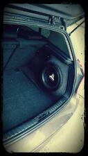 BMW E87 E81 1 Serie Altavoz de actualización de sonido escotilla SUB recinto 12 10 sigilo!