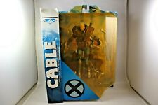 """Marvel Diamond Select CABLE Figure X-Men X-Force Nathan Summers 7.5"""""""
