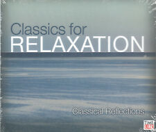 Classics for Relaxation: Classical Reflectionss by VA (4 CDs, Time-Life) 58 Trax