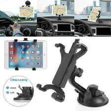 "360° Car Windshield Mount Holder Bracket Stand For iPad 7""-11"" Tablet PC GPS USA"
