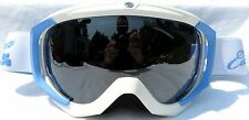 $120 Carrera Womens Crest White Blue OTG Fit Over Glasses Goggles roxy ladies