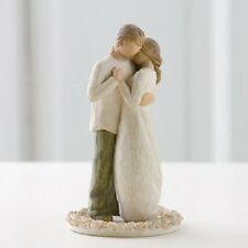 Willow Tree Promise of Love Wedding Cake Topper Figurine Susan Lordi 26189 New