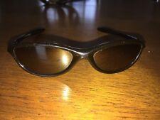 Oakley Eye Jacket 1.0 Vintage Sunglasses Root Beer