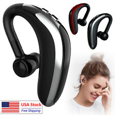 New listing Bluetooth Stereo Earphone Headset w/Mic Sport Business for Android iOs iPhone Lg