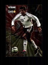 Bernd Schneider Deutschland Panini Card WM 2006 Original Signiert+ A 182289