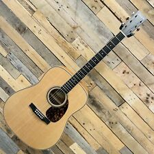 Larrivee D-40 Legacy Series Dreadnought Acoustic Guitar - All Solid with Hard Ca