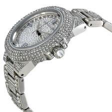 Armbanduhren mit Silber-Armband und 50m (5 ATM) für Erwachsene