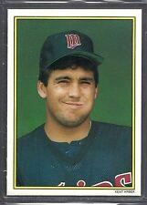 1989 Topps Baseball All-Stars - #7 - Kent Hrbek - Minnesota Twins