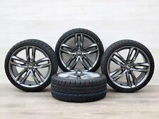 Für VW Tiguan 5N 19 Zoll Winterräder MAM RS3 PP ET45 Tracmax Eintragungsfrei