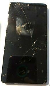 Xiaomi MI A1 - 64GB - Black (Unlocked) Smartphone Cracked Glass No Screen