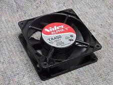 Nidec Alpha V TA450 A30108-10 115VAC 119x119x38mm Cooling Fan 120mm