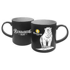 Bundy Bundaberg Rum Coffee Drink Mug 400ML Man Cave Bar Mothers Day Gift NEW2018