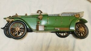 Vintage Burwood Products Company Wall Hanging  Car Automobile