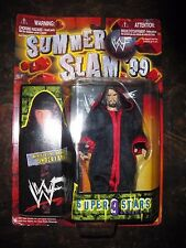 WWF WWE Ministry of Darkness Undertaker Wrestling Figures With Black Robe