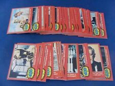 1977 Topps Star Wars Red 2nd Series Trading Card Set 67-132+Stickers NM+ Pack Fr