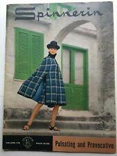 Spinnerin 1960s Mod Knitting patterns