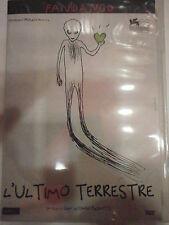 L'ULTIMO TERRESTRE - DVD ORIGINALE -visitate il negozio ebay COMPRO FUMETTI SHOP
