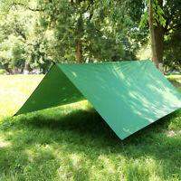 3x3M Awnings Waterproof Camping Hiking Tent Tarp Canopy Rain Cover Sun