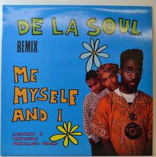 "DE LA SOUL - ME, MYSELF AND I REMIX - BCM RECORDS 14232 - 12"" MAXI SINGLE (Y674)"