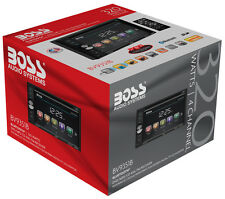 "Boss BV9351B 6.2"" Double DIN Receiver MP3/CD/DVD Receiver with Bluetooth New"