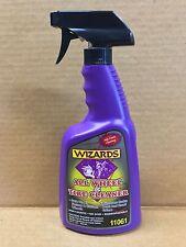 Genuine Wizards 11061 Acid Free Wheel & Tire Cleaner 22oz Spray FREE PRIORITY