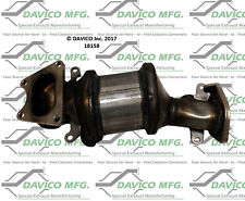 Catalytic Converter-Exact-Fit - Manifold Front Right Davico Exc CA 18158