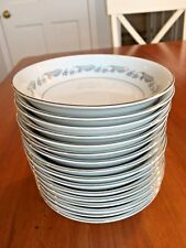 "NEW Style House REGAL Fine China Platinum Gray on White 5 1/2"" Soup/ Fruit Bowl"