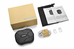 LOCALIZZATORE ANTIFURTO SATELLITARE TRACKER GPS GSM TK905 POWER AUTO GPS 5000