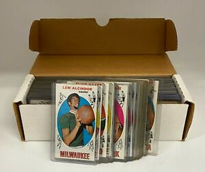 1969-70 Topps Basketball Complete Set (1-99) w/ Lew Alcindor RC Rookie HOF