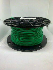 #22 STRANDED GREEN TEFLON M16878/4-BFB  880 FT  MR. SHORTS (Read Below)