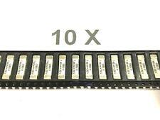 10 X 400ma Memory 305vac 250vdc 1500a 45x4 5x16 Smd Siba 16001604gt 10 Piece