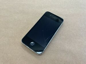 Apple iPhone 4 16GB Black Verizon A1349